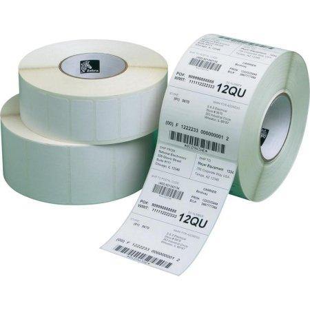 Zebra Label roll, 100x50mm, 4 ruller i pakken