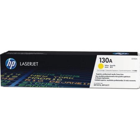 HP 130A lasertoner gul 1000s.