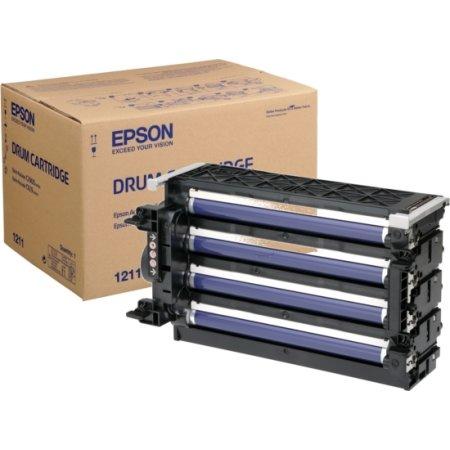 Epson C13S051211 lasertromle, farver, 40000s