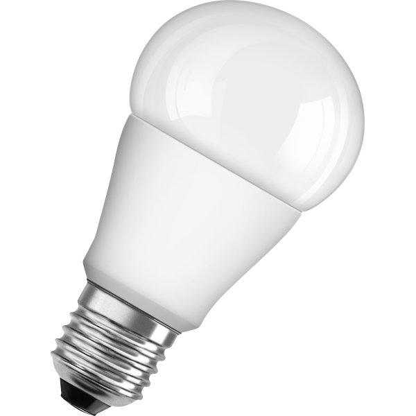 Osram LED Standardpære E27, 10W=60W, dæmpbar