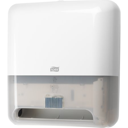 Tork H1 Dispenser Håndklædeark m. sensor, hvid