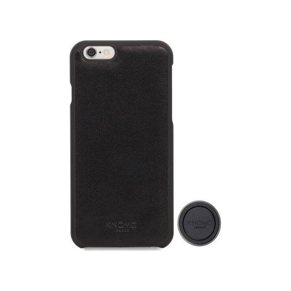 Knomo Mag:Case iPhone 6/6S Plus, sort