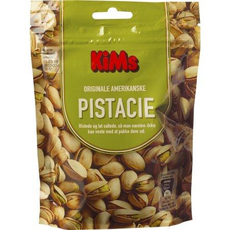 Kims pistacie nødder, 100 gr.
