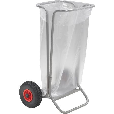 Alvorlig Ravendo affaldsvogn/havevogn, Punkterfri dæk - Lomax A/S EM14