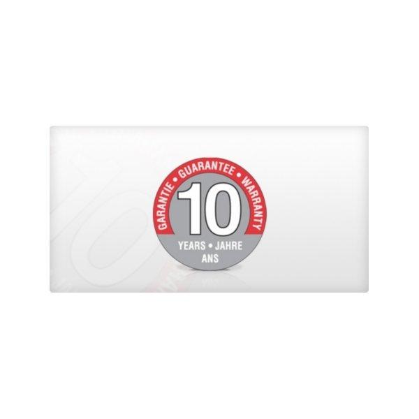 Elfa bæreliste, længde 1950 mm, hvid