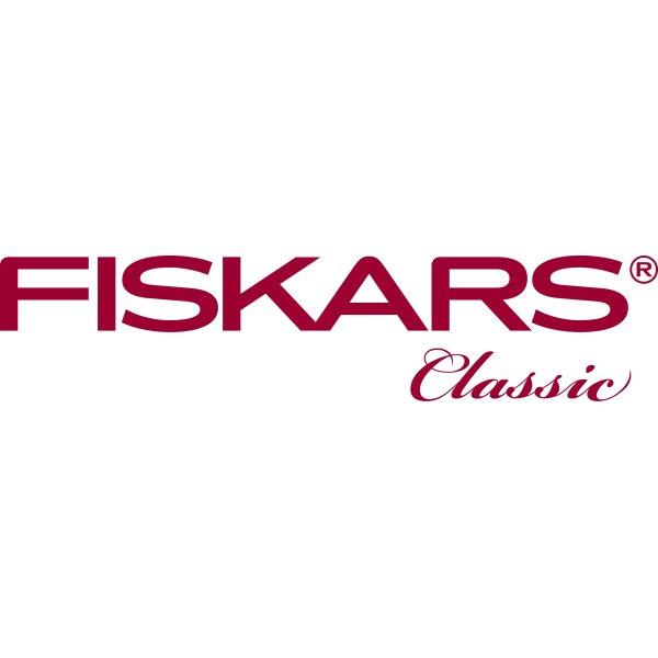 Fiskars Classic Kost, 20 rækker røde børstehår