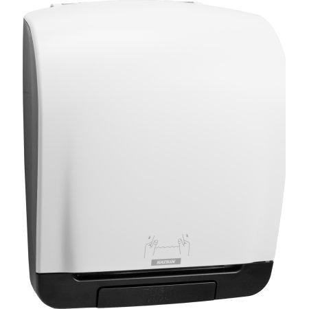 Katrin System håndaftørrings dispenser, hvid