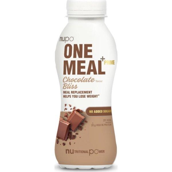 Nupo One Meal Shake chokolade, 330 ml