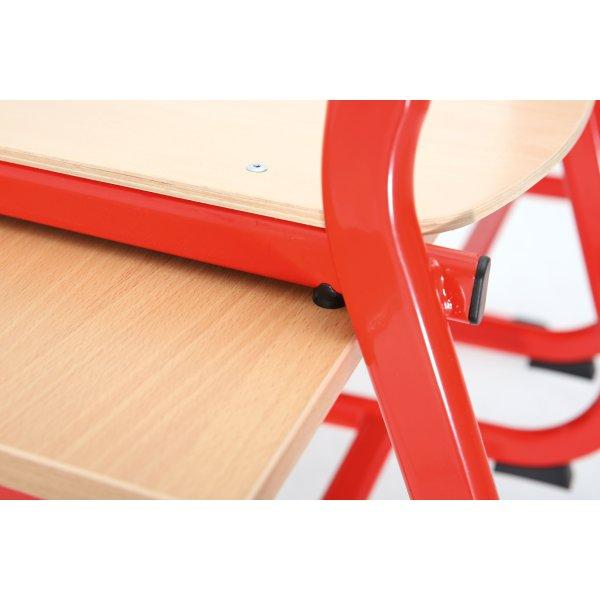 Class stol sølv, size 6