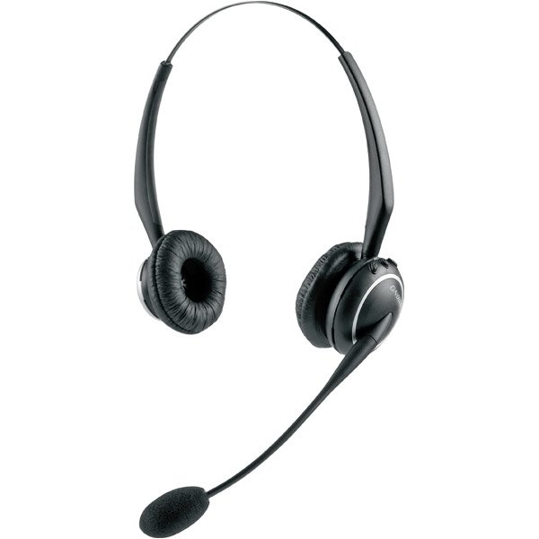 Jabra Gn9120 Flex Nc Microphone: Jabra GN9120 Duo Flex NC Ekstra Headset