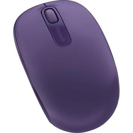 Microsoft Wireless Mobile Mouse 1850, lilla