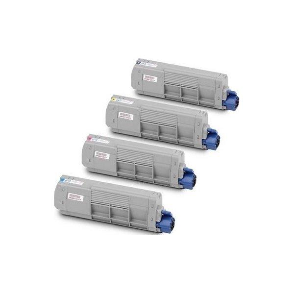OKI 45396203 lasertoner, cyan, 11500s