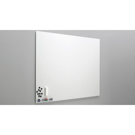 Vanerum Diamant whiteboard 118x250, hvid