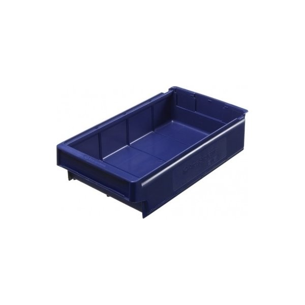 Arca systembox, (LxBxH) 400x230x100 mm, 7,1 L,Blå