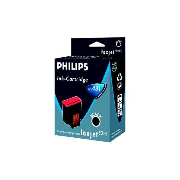 Philips PFA431 lasertoner, sort, 500s
