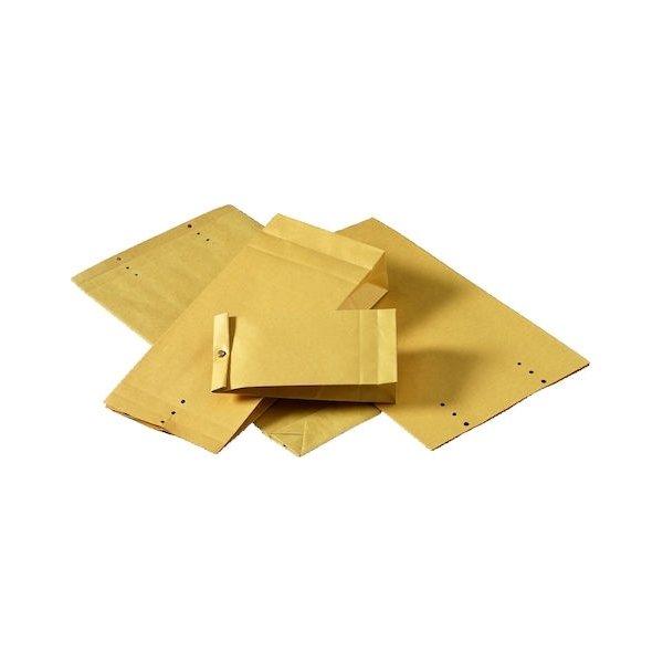 Bong Prøvepose 135 x 350 x 50mm, brun
