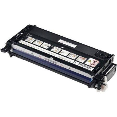 Dell 593-10170 lasertoner, sort, 8000s