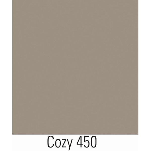 Lintex Mood Flow, 150 x 100 cm, gråbrun cozy