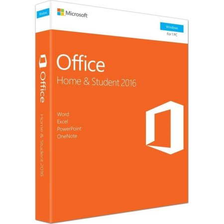 MS Office Home and Student 2016 (DAN)