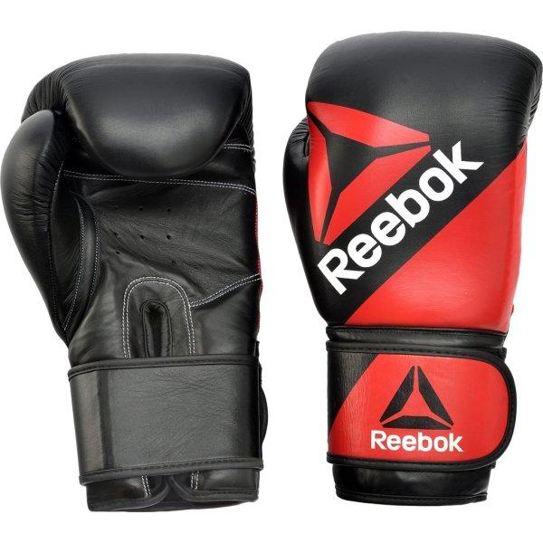 Reebok Combat boksehandsker i læder, 14 OZ
