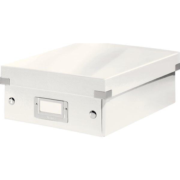 Leitz Click & Store Organizer boks lille, hvid