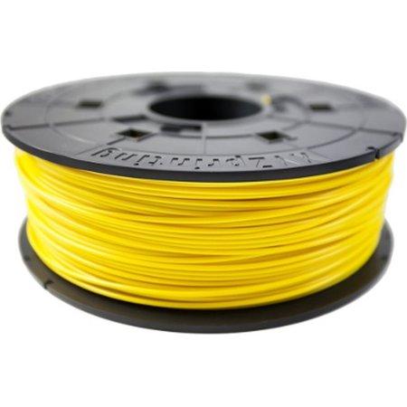 XYZ da Vinci filament, kassette, gul