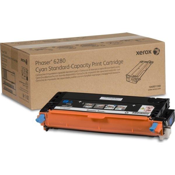 Xerox 106R01388 lasertoner, blå, 2200s