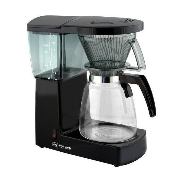 Melitta Excellent Grande 3.0 kaffemaskine, sort
