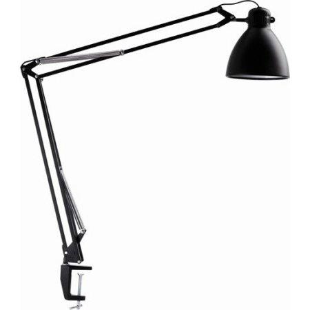 Luxo L1 LED arkitektlampe sort