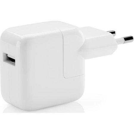 Apple oplader, 12W USB-strømforsyning