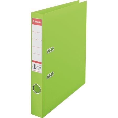 Esselte No.1 Vivida brevordner PP A4, 50 mm, grøn