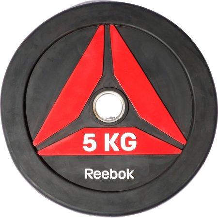 Reebok Functional BumperPlate, 5 kg