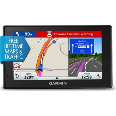 Garmin DriveAssist™ 51 LMT-S gps med europakort