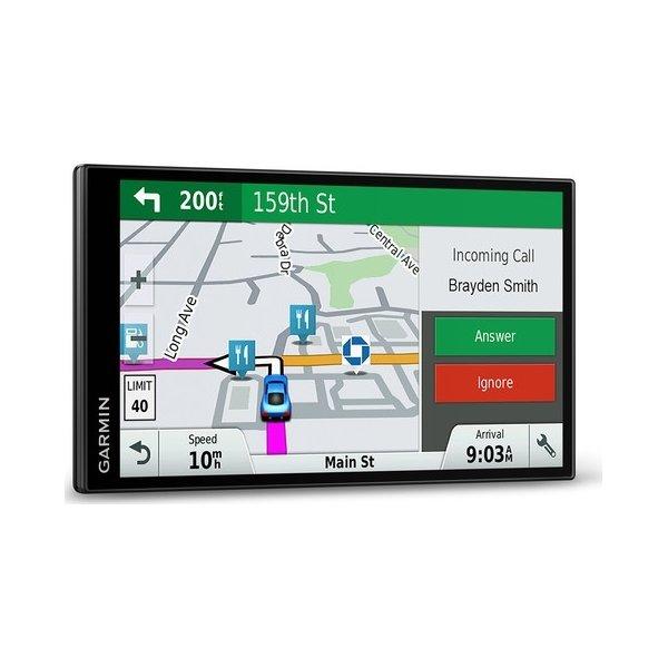 Garmin DriveSmart 61 LMT-S gps med europakort