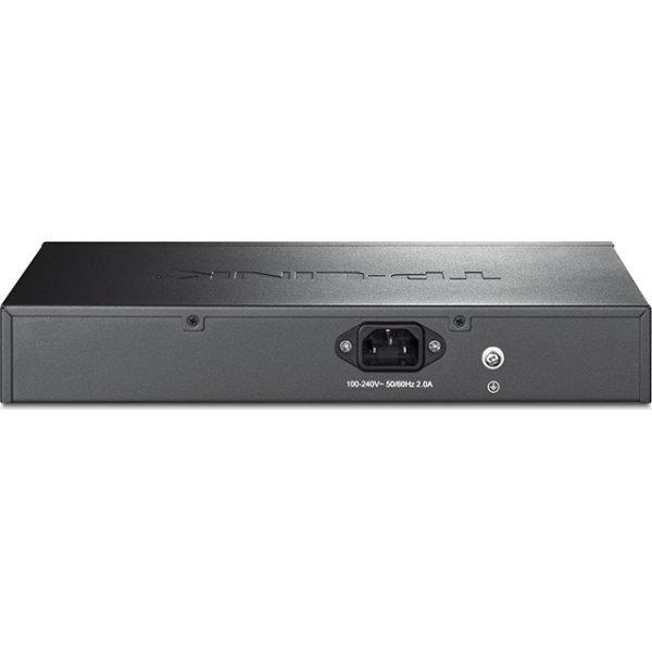 TP-LINK 8-port Gigabit PoE+ Switch