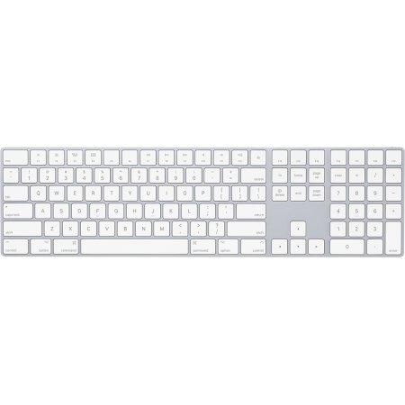 Apple Magic keyboard med numeriske taster, Engelsk