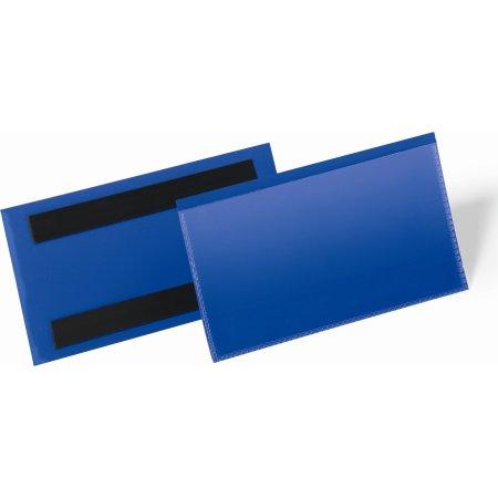 Durable Lagerlommer m/magnet, B150xH67 mm