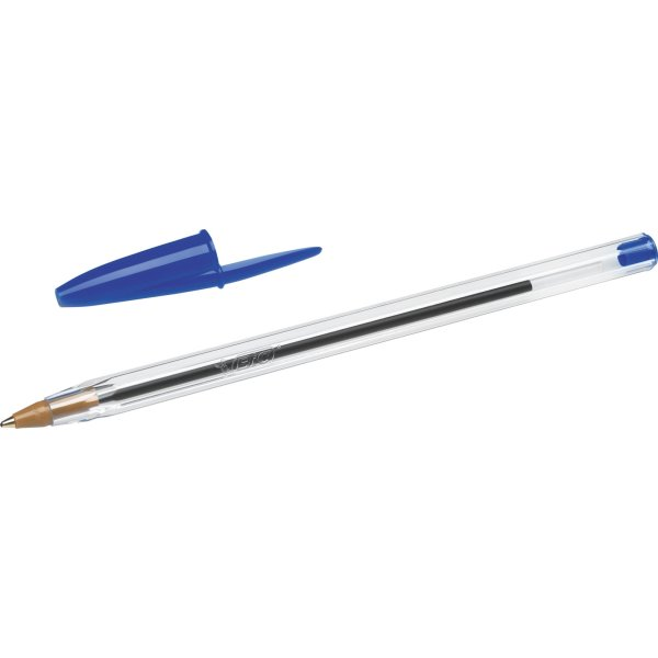 Bic Cristal kuglepen, medium, blå
