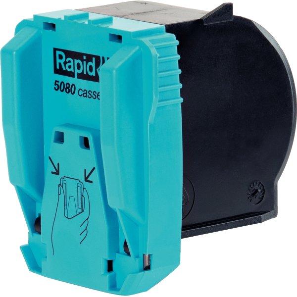 Rapid 5080e Hæfteklammekassette, 3x5000 stk.