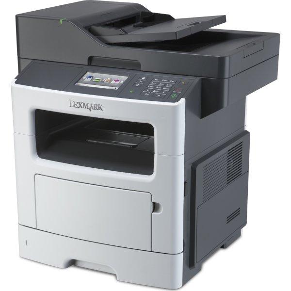 Lexmark MX517de sort/hvid multi-laserprinter