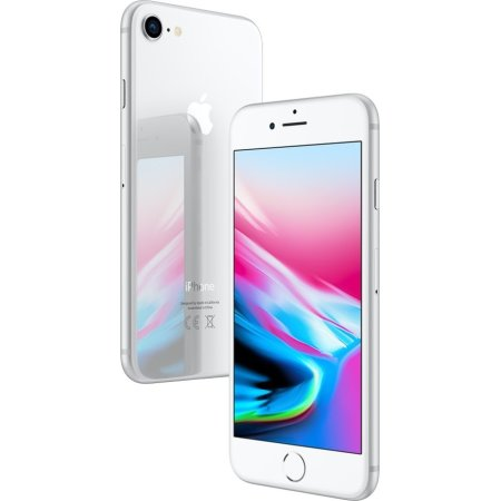 Apple iPhone 8, 256GB, sølv