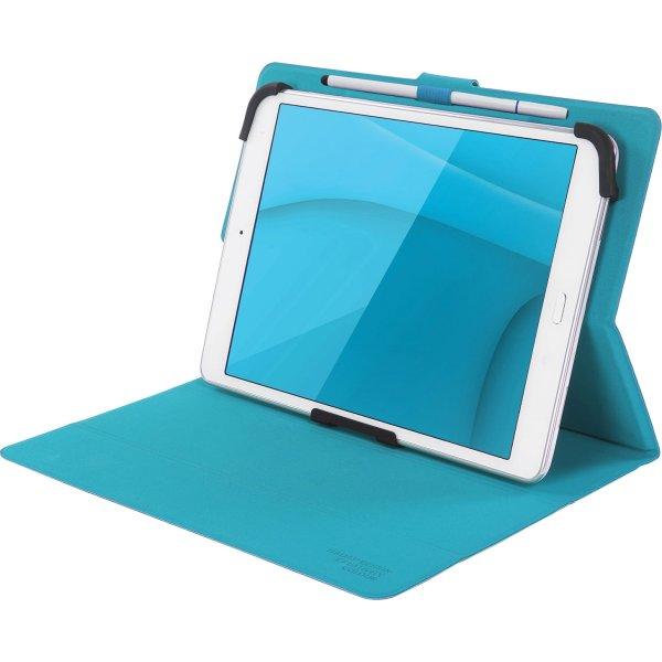Tucano universelt 10'' tablet cover, lyseblå