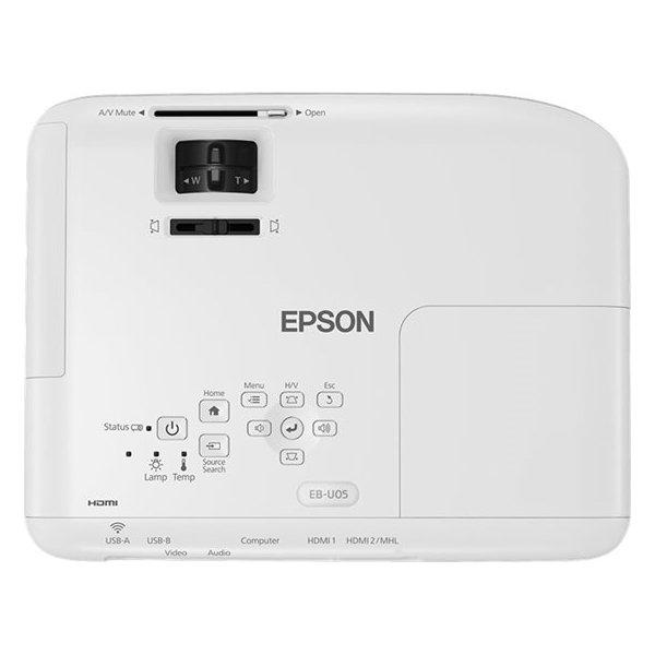 Epson EB-U05 projektor (WUXGA)
