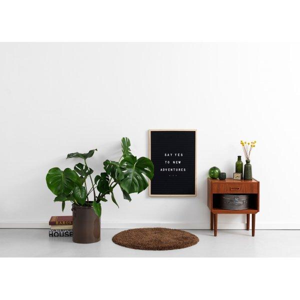 Naga Letterboard inkl. 145 tegn,40x50 cm