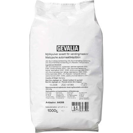Gevalia Automat Topping, 1000g