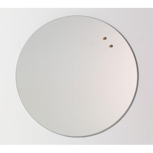 NAGA Nord magnetisk tavle, 45 cm, spejl