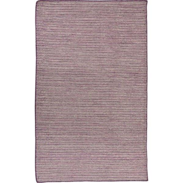 Wilma tæppe, 200x300 cm., lilla