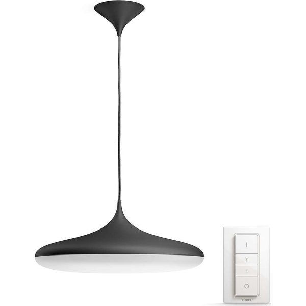 Philips HUE Cher pendel lampe, sort