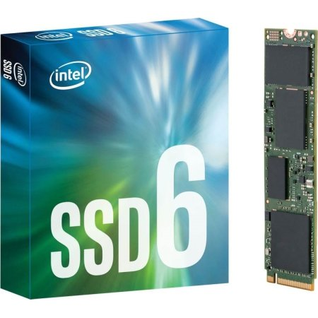 Intel Solid-State Drive 512 GB 600p Series
