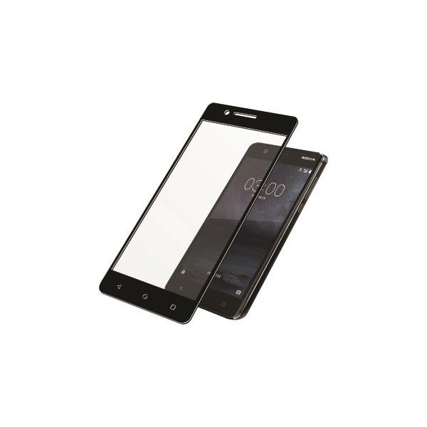 PanzerGlass skærmbeskyttelse til Nokia 3, sort